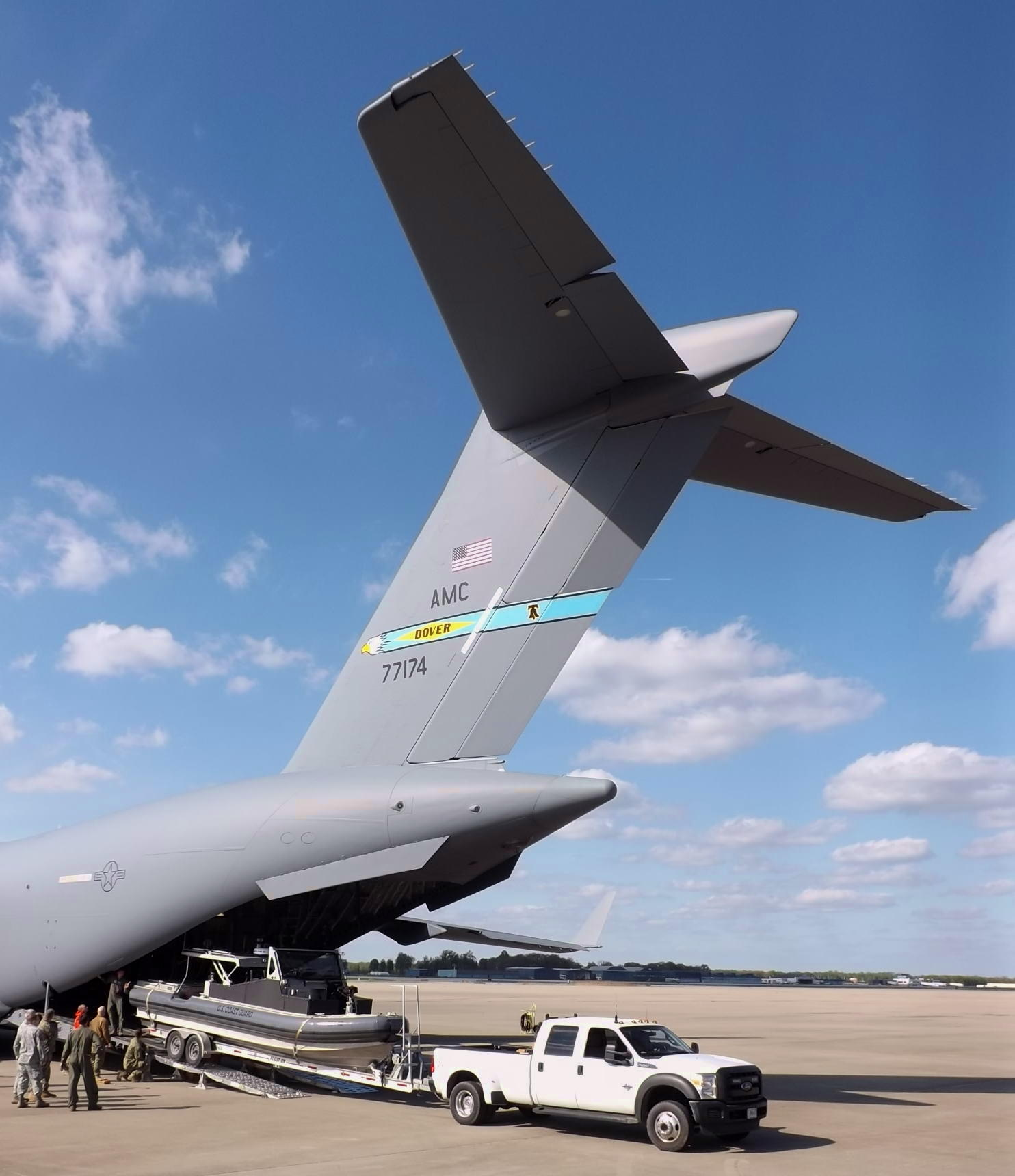 2-leg DAMAS under C-17