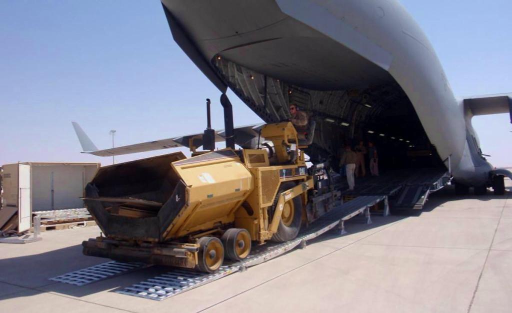 4-leg DAMAS under C-17