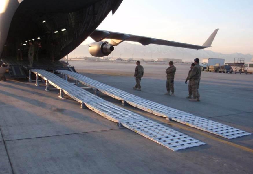 5-leg DAMAS under C-17