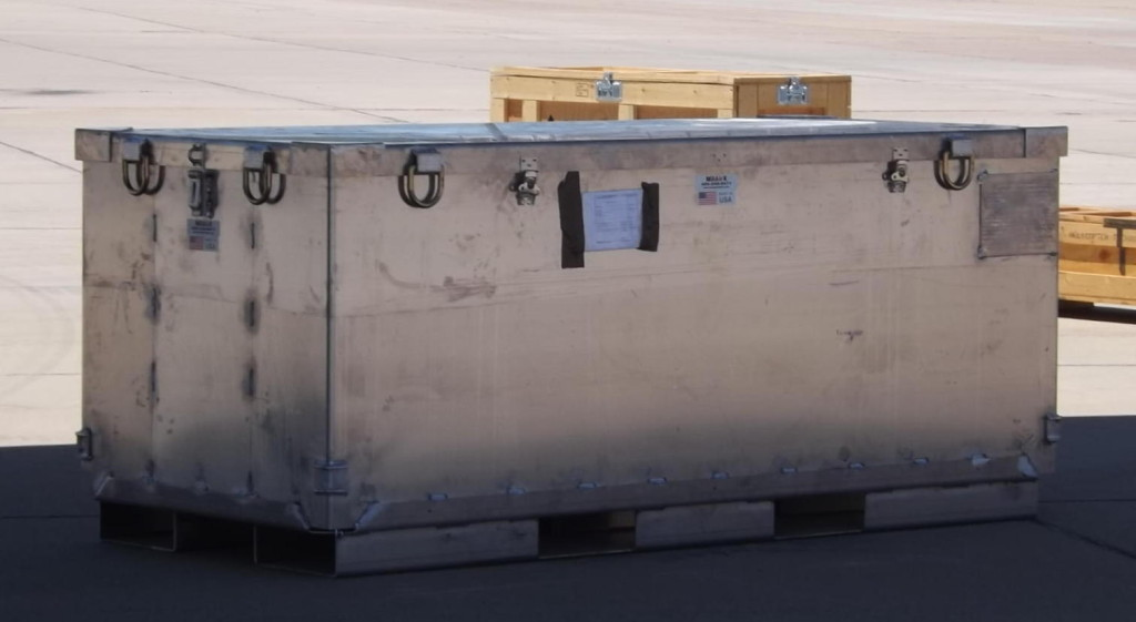Warrior Shipping Container (WSC)